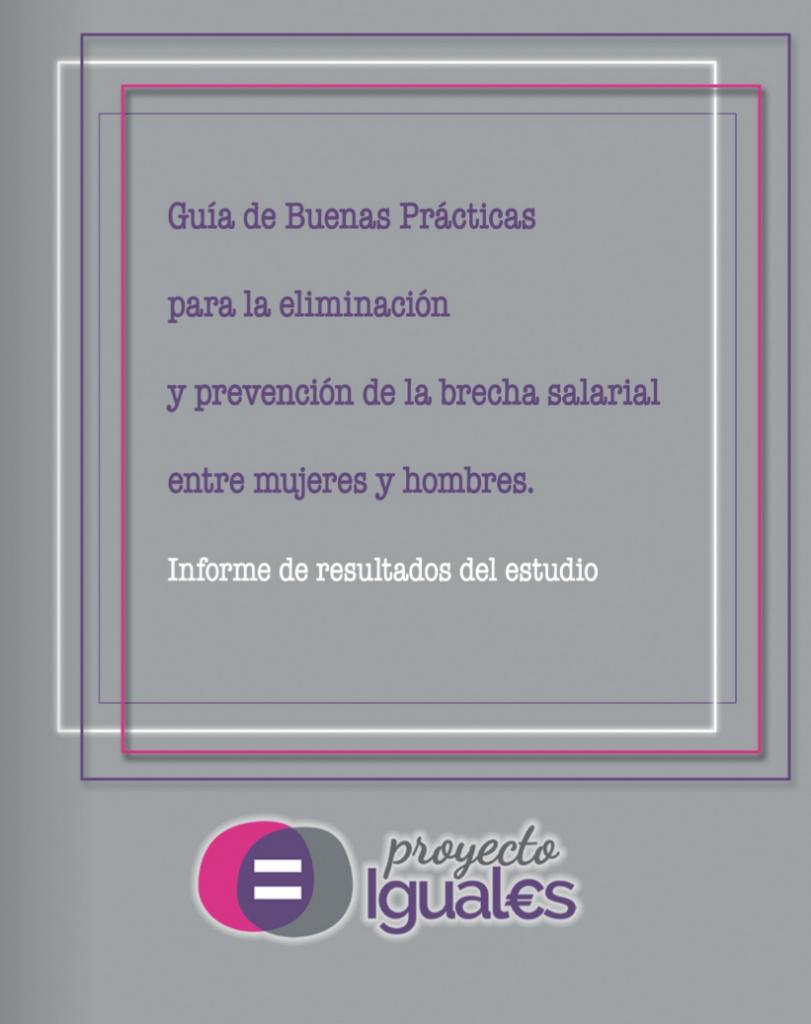 Guía de buenas prácticas para la eliminación de la brecha salarial entre hombres y mujeres